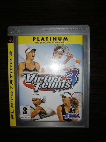 Virtua Tennis 3 ps3 (aktualne) stan idealny