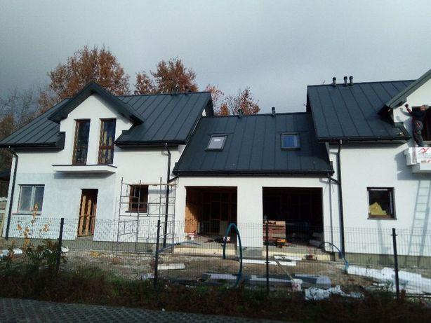 Dachy ,obróbki blacharskie ,naprawy dachów , podbitki
