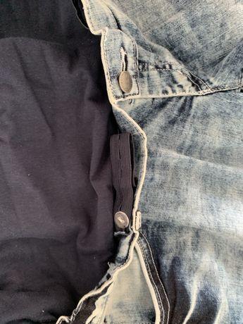 Spodnie ciazowe boyfriend cut 46