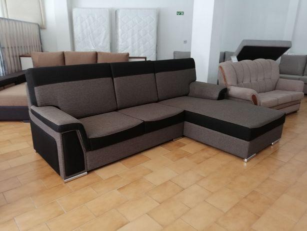 Sofá Lisboa com 280 cm x 180 cm, novo de fábrica