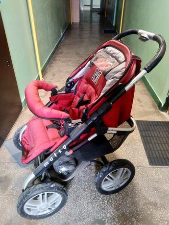 MUTSY wózek dla dziecka spacerowy spacerówka