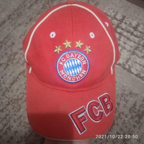 Оригинальная кепка ФК Бавария Мюнхен