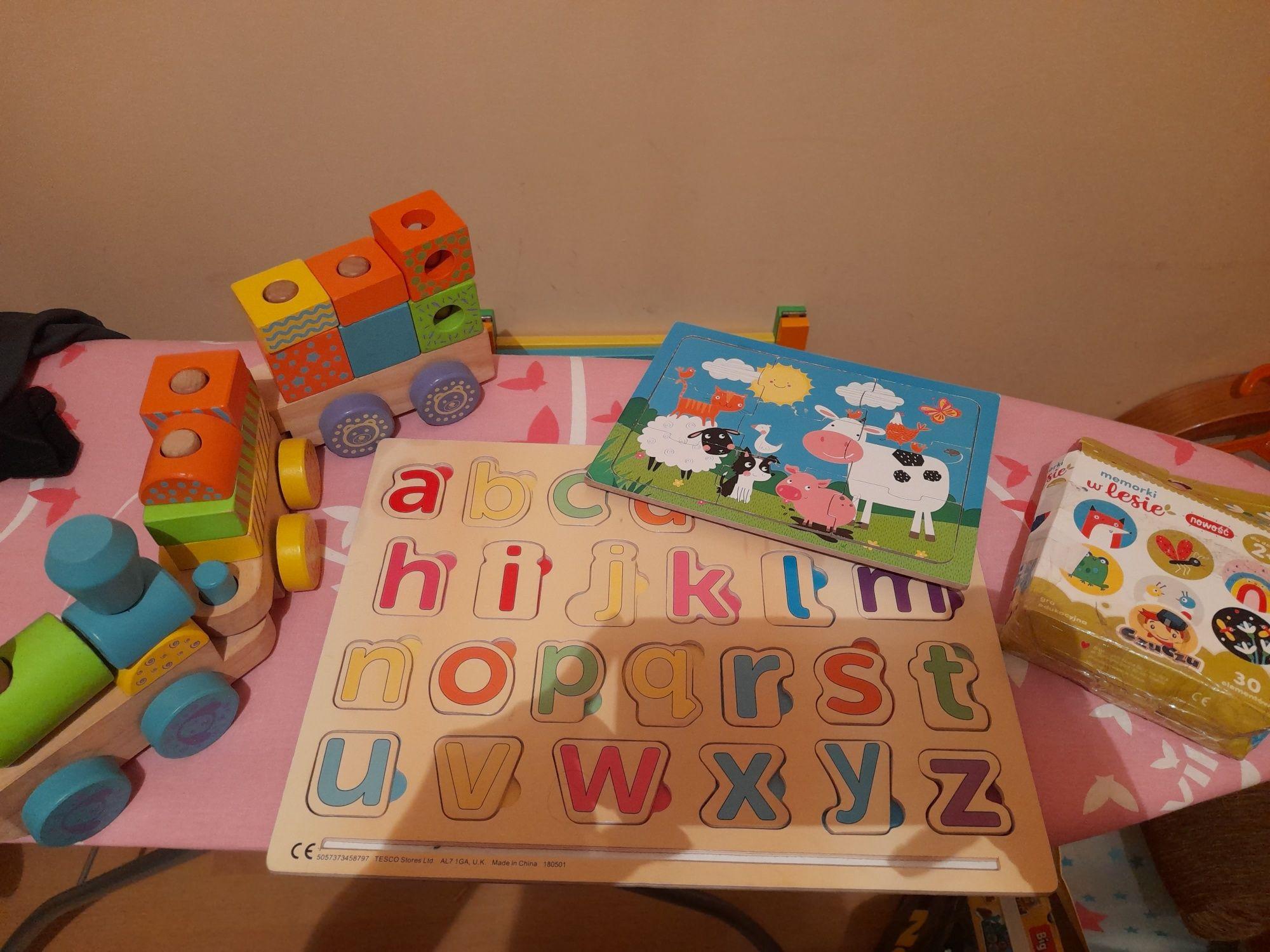 Zabawki dla 2 -3 latka
