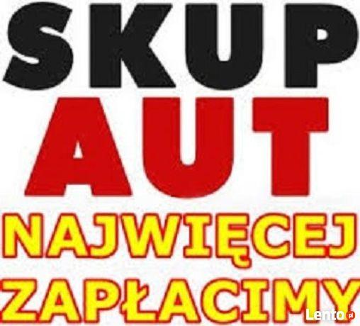 Skup Samochodów za GOTÓWKĘ! Wodzisław i okolice! 24h/7dni, ZAPRASZAMY