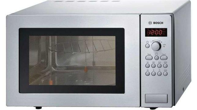 Kuchenka mikrofalowa BOSCH HMT84G451 grill gotowanie TRANSPORT