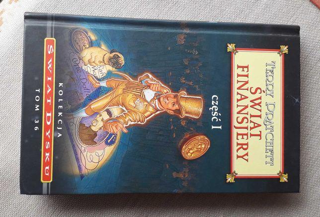 Terry Pratchett Świat finansjery część 1