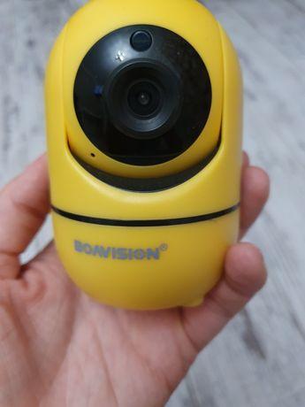 Видеокамера, видеоняня Boavision Радионяня с датчиком движения