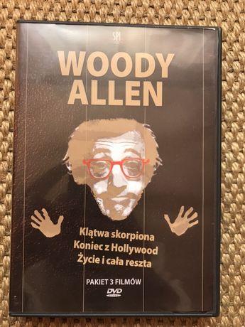 Woody Allen 3 filmy DVD PAKIET