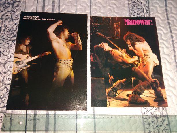 MANOWAR - posters