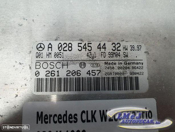 Centralina motor Usado MERCEDES-BENZ/CLK (C208)/230 Kompressor (208.347) | 06.97...
