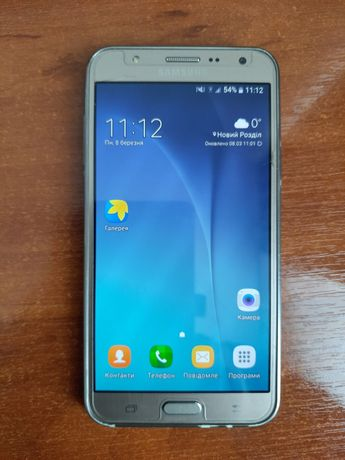 Телефон  Samsung Galaxy J7 Duos (J700H/DS Gold)