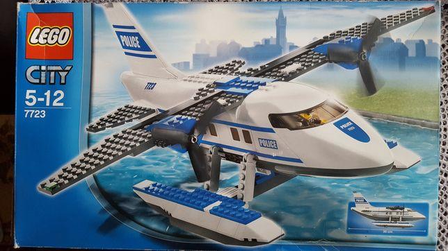 Samolot lego city