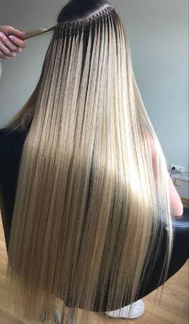 Афронарощення волосся