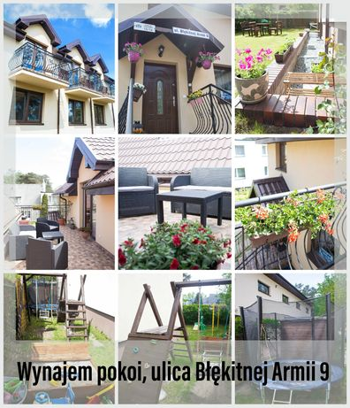 Pokoje gościnne Władysławowo SUPER LOKALIZACJA