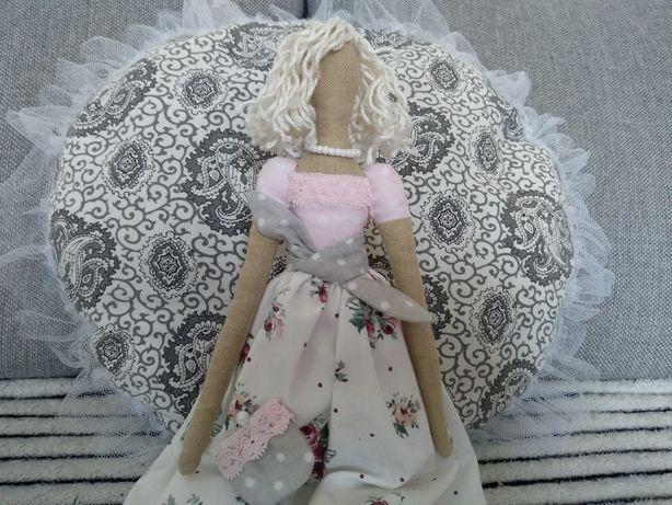 Tilda lalka lala handmade rękodzieło przytulanka zabawka maskotka