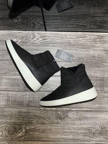 Женские ботинки ecco зима р 36