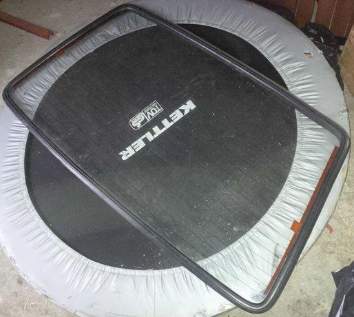 Szyba tylna tył Skoda Felicja hatchback klapa bagażnika