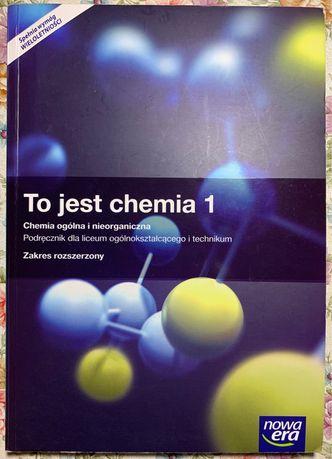 To jest chemia 1 podręcznik - Nowa Era