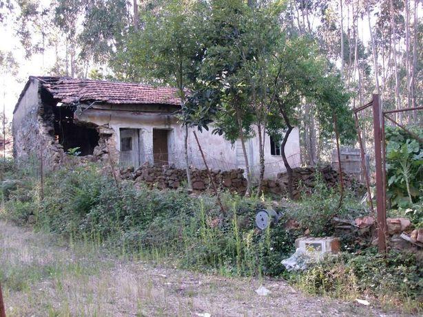 Casa com terreno para restaurar