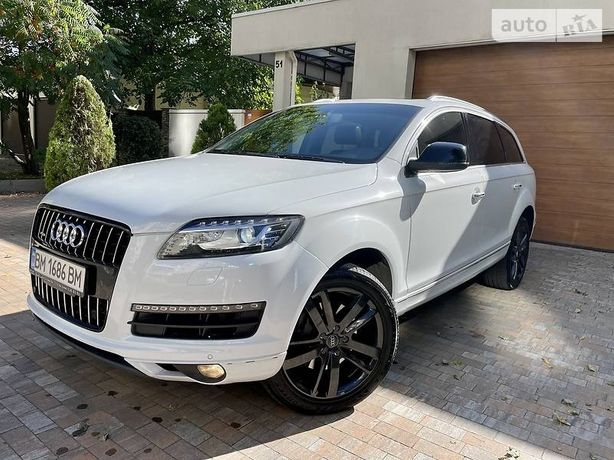 Audi Q7 3.0 tfsi  2015