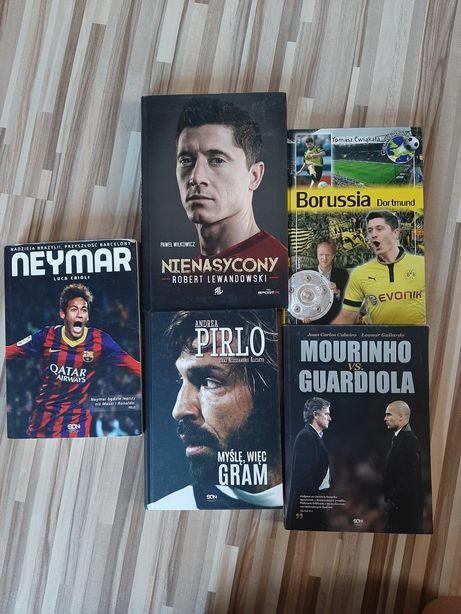 Lewandowski, Neymar,  Pirlo
