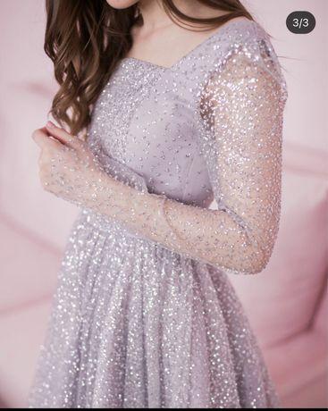 Платье свадебное,выпускное, нарядное
