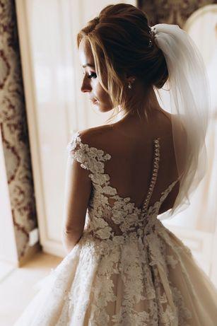 Весільна сукня( плаття)