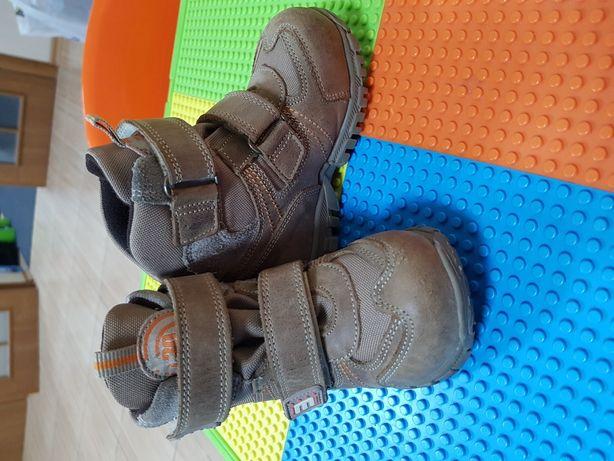 Minimen ботинки ортопедические (next,ecco,geox) 22 р.Натур.кожа и мех