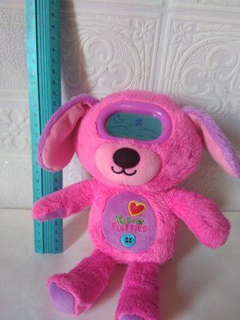 Интерактивная игрушка собачка собака пёсик Vtech Kidi Fluffies Витек