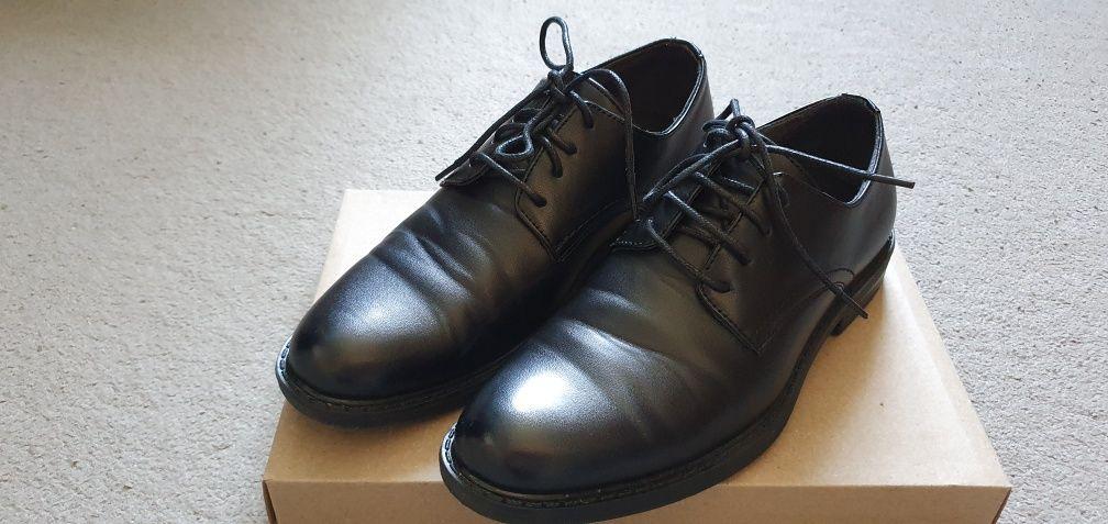 Buty komunijne dla chłopca rozm. 37