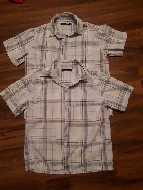 Koszula koszule 135-140cm bliźniaki