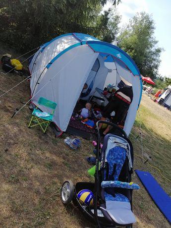 arpenaz 4. 1 quechua namiot Decathlon