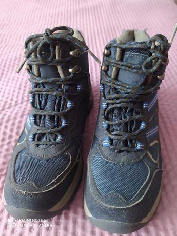 Buty zimowe chłopięce roz. 39 stan b. Dobry