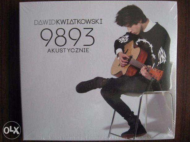 DAWID KWIATKOWSKI 9893 Akustycznie [CD] Nowa.Folia.UNIKAT!!!