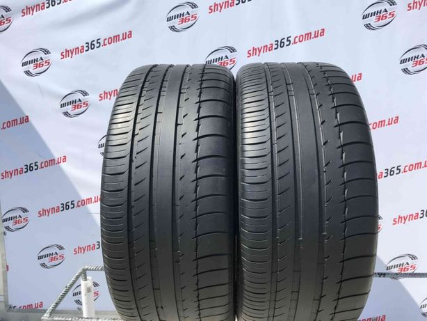 Шины 275/45 R20 MICHELIN LATITUDE SPORT (Протектор 5,5mm), 2 шт