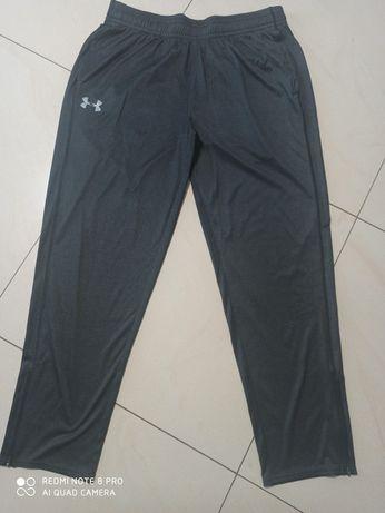 Spodnie dresowe męskie UNDER ARMOUR r. XL