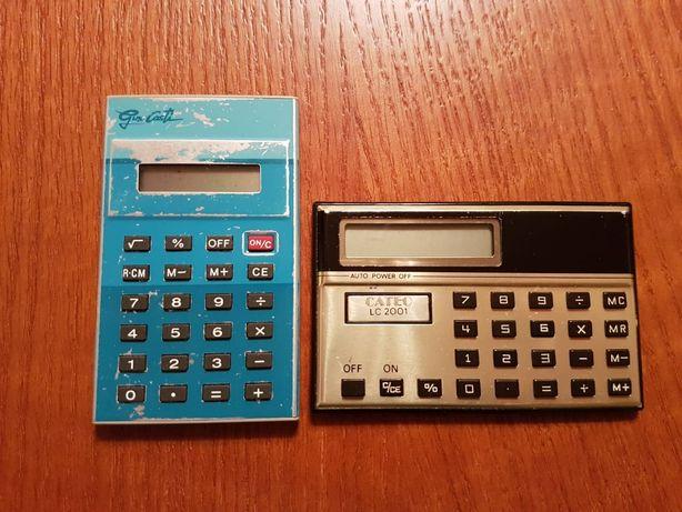 Calculadoras para coleccionar ou usar