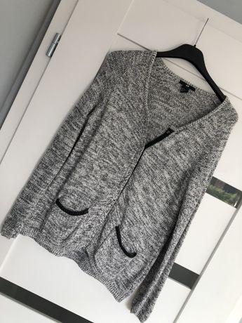 Nowy sweterek kardigan 38 M h&m