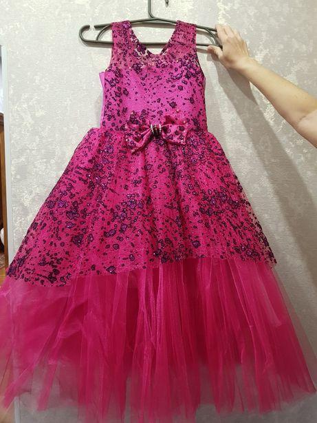 Выпускное платье для девочки 4 класс