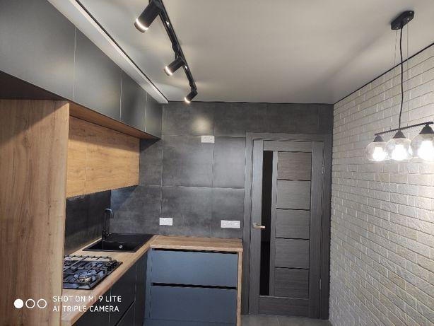 Продаж 1кім квартири з сучасним дизайном , якісним ремонтом і технікою