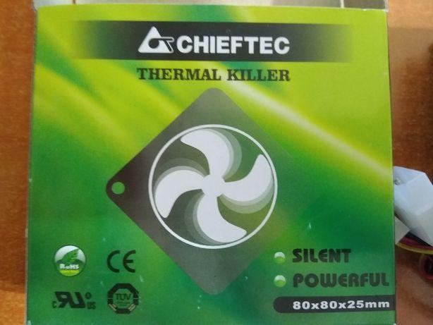 продам кулер для корпуса CHIEFTEC THERMAL KILLER (AF-0825S)