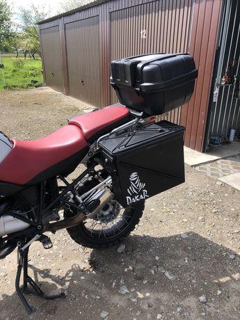 Kufry Boczne Bmw R1200 Gs Adv K25 K255