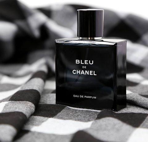 Скидка!Мужская парфюмированная вода Духи Bleu de Chanel 100мл