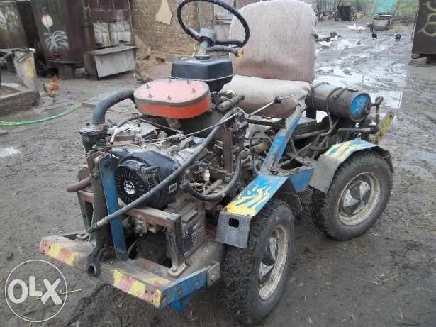 СРОЧНО Продам или обменяю самодельный трактор