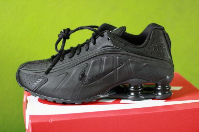 Buty Nike Shox r4 Black rozmiar 40