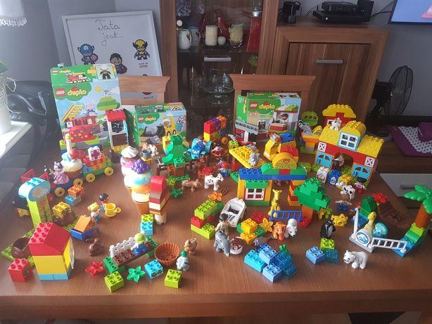 Lego duplo Giga zestaw 19 zestawów
