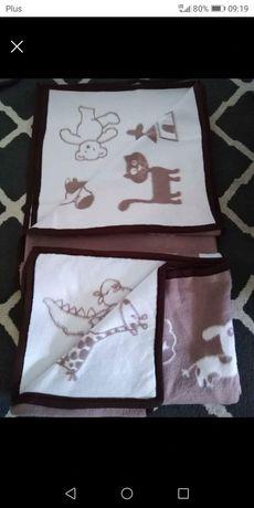 Kocyk dziecięcy wzory