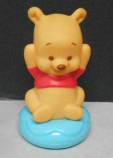 игрушка супер винни пух дисней disney Mattel 2005 Winnie the Pooh
