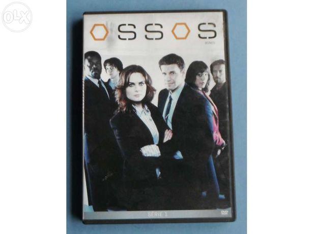 DVD - OSSOS Season 1 - 2 Episódios