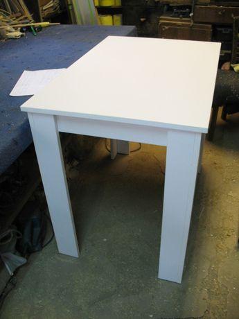 Stół biały 110 x 70 x 75